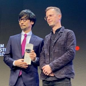 小島監督が今年のケルン映画祭Film Festival Cologneで新設された賞を受賞してしまう