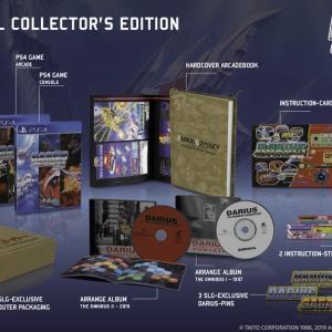 【は?】国内ではスイッチ独占で発売された『ダライアス コズミックコレクション』海外ではなぜかスイッチ版に加えPS4版でも発売されることが判明・・