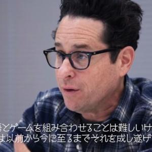 『スターウォーズ』J・J・エイブラムス監督がデスストランディングと小島監督を絶賛!!