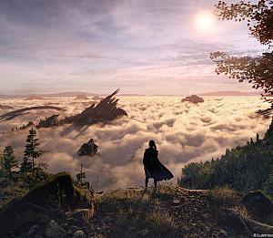 スクエニ松田社長「PS5『プロジェクトアーシア』は世界を自由に動き回れるオープンワールド」「PS5レイトレはPCの画像と比較しても、ほぼ変わらないしPS5での開発は絶対やめない」