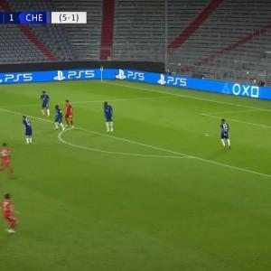 ソニー、UEFAチャンピオンズリーグのサッカーコートをPS5プロモーション一色で埋め尽くす