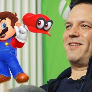 Xbox最高責任者フィル・スペンサー「任天堂は最強のファーストパーティの血統書を持っている。彼らはゲーム業界では宝石のような存在だ」
