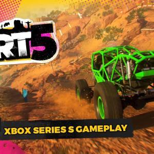 【お荷物ハード】コードマスターズ「Xbox Series S版DiRT 5は60fpsで120fpsモードは遊べない。120fpsモードはPS5/SXのみ」
