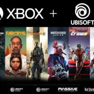 【噂】マイクロソフトが『Ubisoft』を買収か 今後、数週間のうちに発表される模様