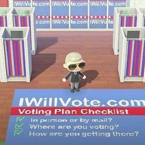 ジョー・バイデン氏、米大統領選挙戦で『あつまれどうぶつの森』ゲーム内に選挙本部を開設、日本では石破茂氏が政治利用し物議に・・