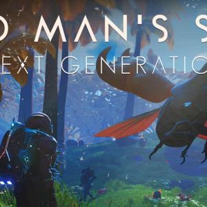 大幅パワーアップした『No Man's Sky』がPS5のローンチタイトルに。PS4版から無料アップグレードが可能で4k60fps対応+ロードは瞬時に移動可能!!