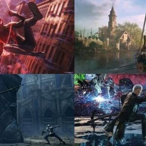 PS5ローンチタイトル一覧が公開!リメイク版『デモンズソウル』『スパイダーマン:マイルズ・モラレス』や『モンハンワールド』など無料で遊べる『PSPlusコレクション』など超豪華!!