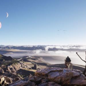 The Elder Scrollsシリーズを手掛けたゲーム開発者たちがアンリアルエンジン5採用のオープンワールドファンタジーRPGを開発中!!これは期待!!!