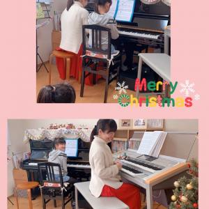 Mちゃん姉妹ちゃん〜クリスマス会〜