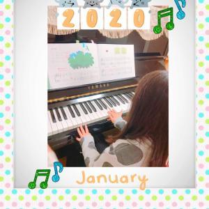 新年が始まり生徒さん達、頑張っています(^^)