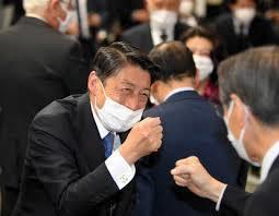 県知事選挙!