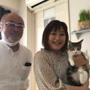 ブログ:麗子ちゃん、幸せの新しいお家へ♪