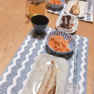 今日の晩御飯。