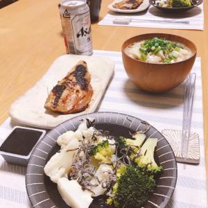 今日の晩御飯❤︎