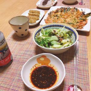 昨日の晩ご飯♡