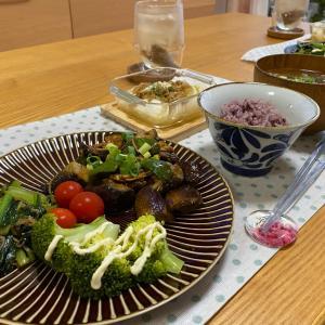 今日の夕ご飯♡