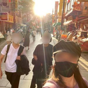 横浜へGO♡