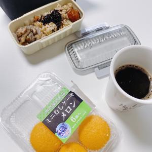 朝ごはんとお弁当♡