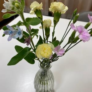 お花が買える時間に無事帰宅♡