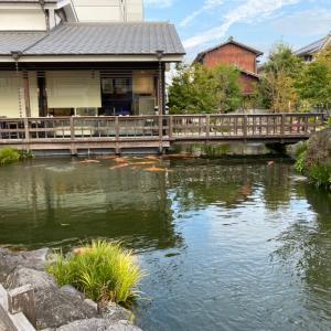 鯉の泳ぐ街島原と長崎のホテル。