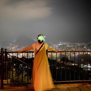 長崎チャンポンと百万ドルの夜景♡