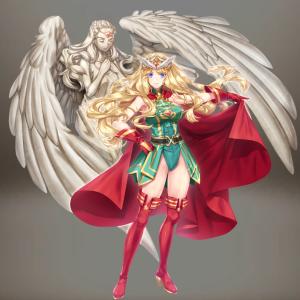 城プロと巨神と誓女、アニメの感想とか