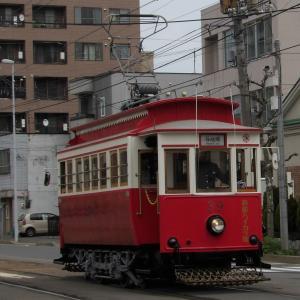 4/30 平成最後の日  函館市電