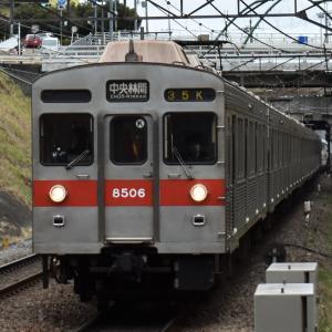 3/9 東急8606F&東武30000系
