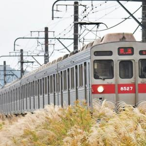 11/25  東急8627F 廃車回送