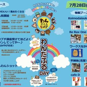 わんだふるDAY 【イベント情報】 2021年7月28日(水) 開催予定