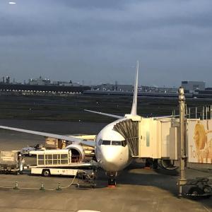 種子島への飛行機の旅