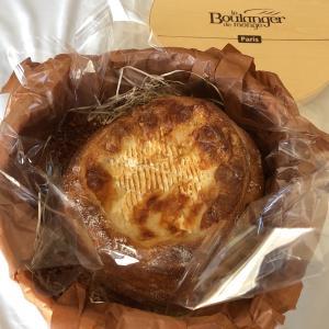 【悲報】最後のチーズパン(パン・オ・フロマージュ)になってしまった。。