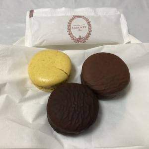 ラデュレ サロン・ド・テ 銀座三越店 (東京・銀座)