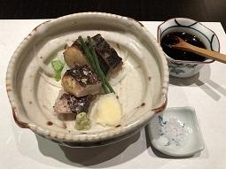 銀座 よし澤 (東京・銀座)