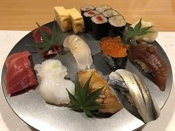 寿司割烹 濤﨑 (東京・銀座)