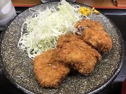 とんかつ不二(東京・銀座)