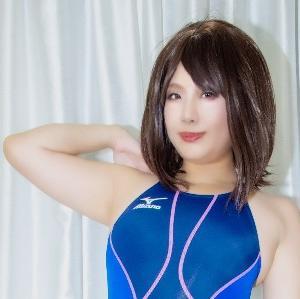 Mizuno 競泳水着 / たろうさん photoplus撮影会 20191026