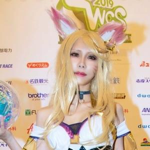 League of Legends アーリ / 沙耶さん 世界コスプレサミット2019 in TOKYO 20190727