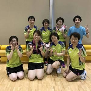 第13回杜の都レディース卓球大会