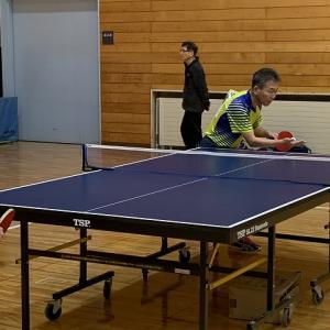 第1回秋季滝沢オープン卓球大会