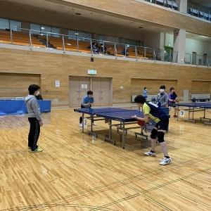 第46回岩手県婦人卓球大会