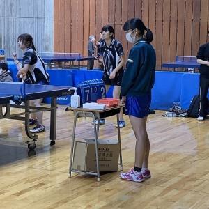 第29回盛岡市ダブルス卓球大会