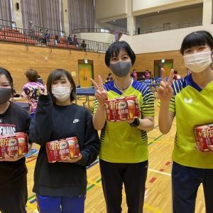 第14回岩手県社会人団体オープン卓球大会