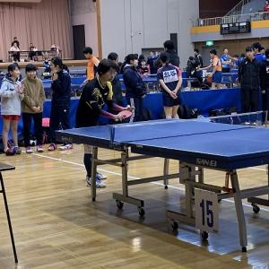 平成30年度岩手県総合団体卓球選手権大会