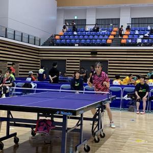 第71回岩手県民体育大会、卓球競技