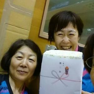 第34回親睦団体戦卓球大会