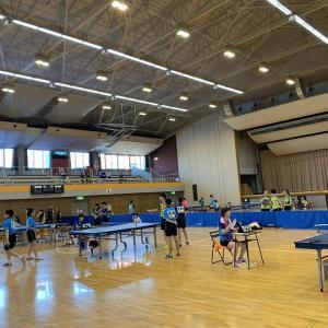 第7回岩手県ダブルス団体卓球大会