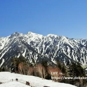 【立山黒部アルペンルート】春の黒部ダムへ!個人旅行タイムスケジュール公開