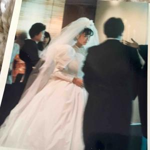 結婚記念日🌹🍃~•・