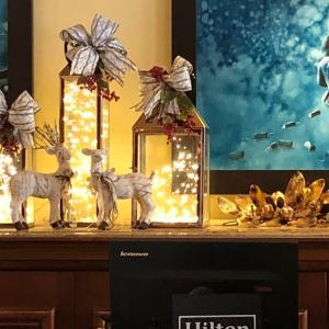 ハワイのクリスマスと、今年最後の満月のカードリーディングと、プレゼント付き